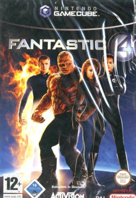 Fantastické 4 GC