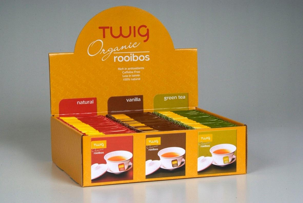 Súbor Ratolesť, Rooibos Čaj certifikované ECOCERT