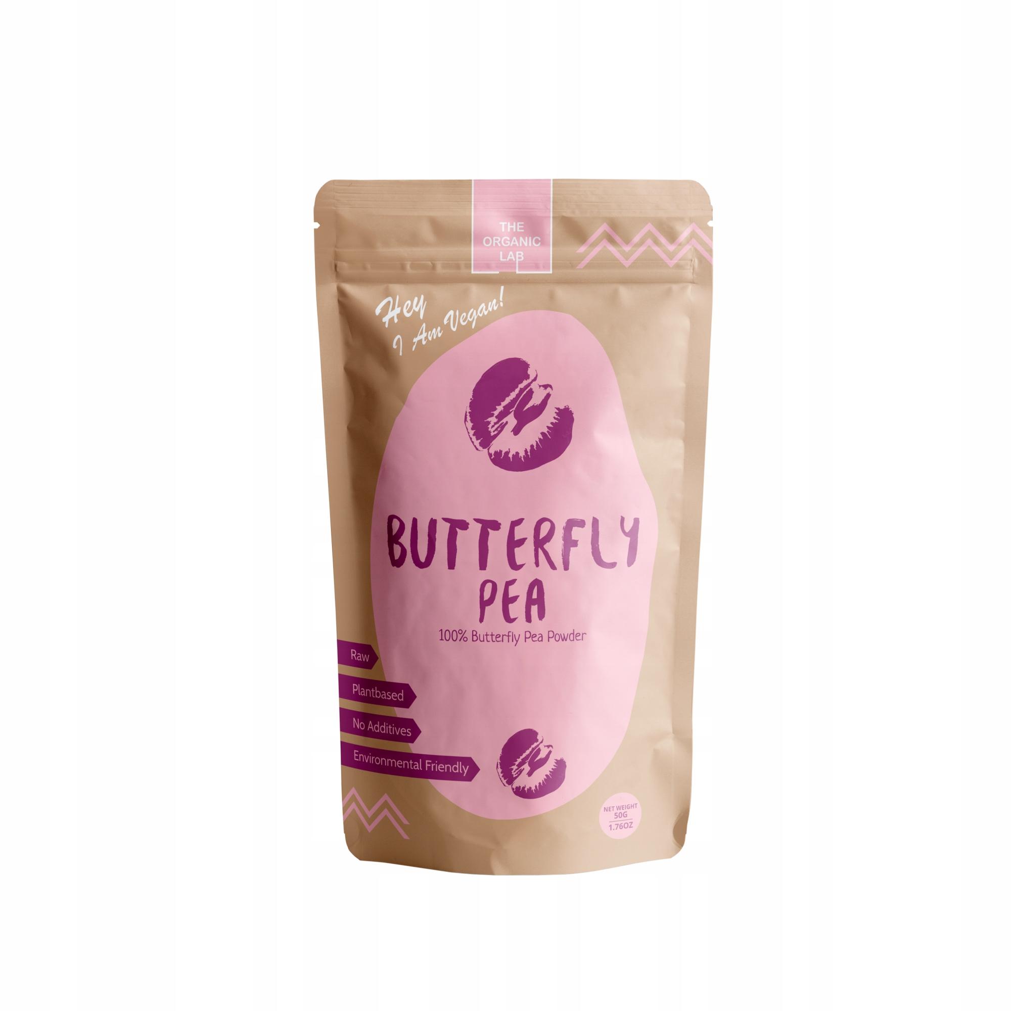 Motýľ pea (Motýľ pea) - 50g