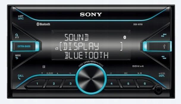 Автомобильное радио SONY DSX-B700 2DIN Android MP3