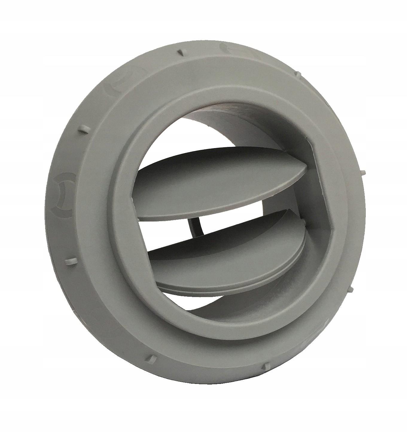 выход воздуха fi 60mm webasto серый - 1320937a