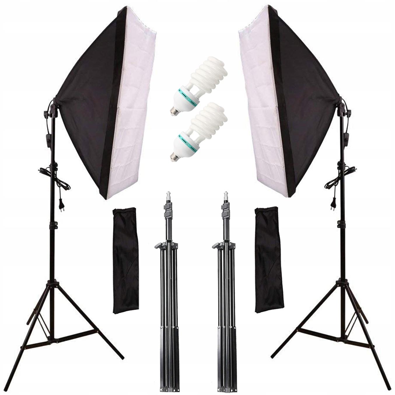 Item 2 LAMP 400W PHOTO TRIPOD for SOFTBOX 50x70 cm