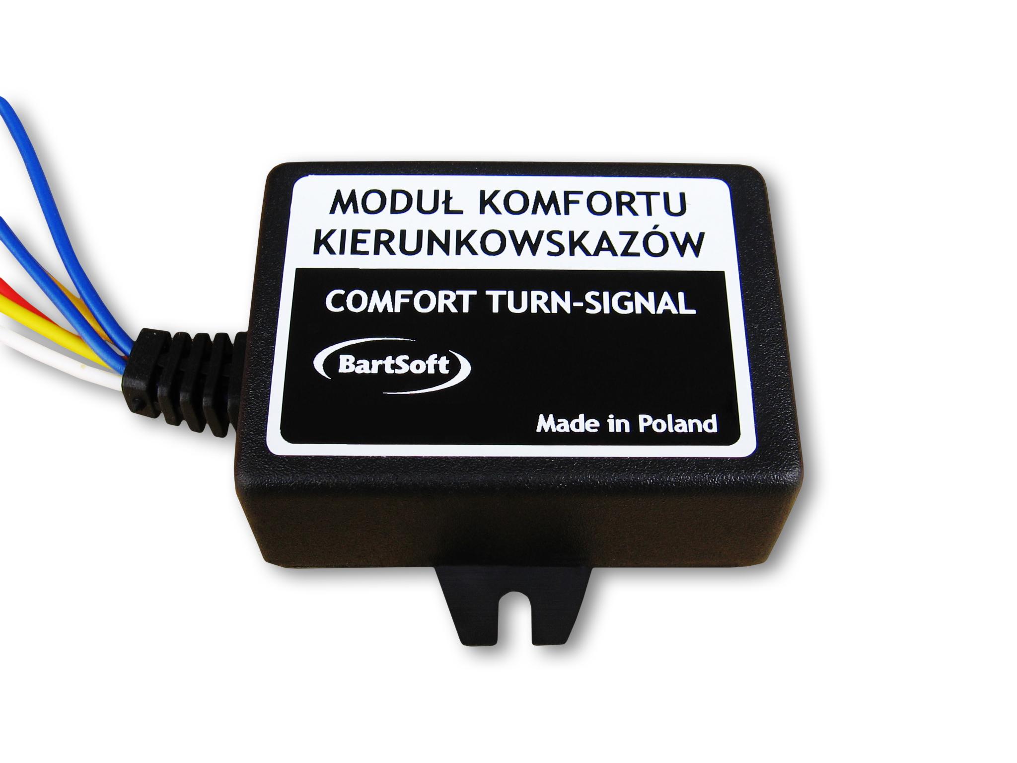 модуль комфорта указателей поворота - new 2015
