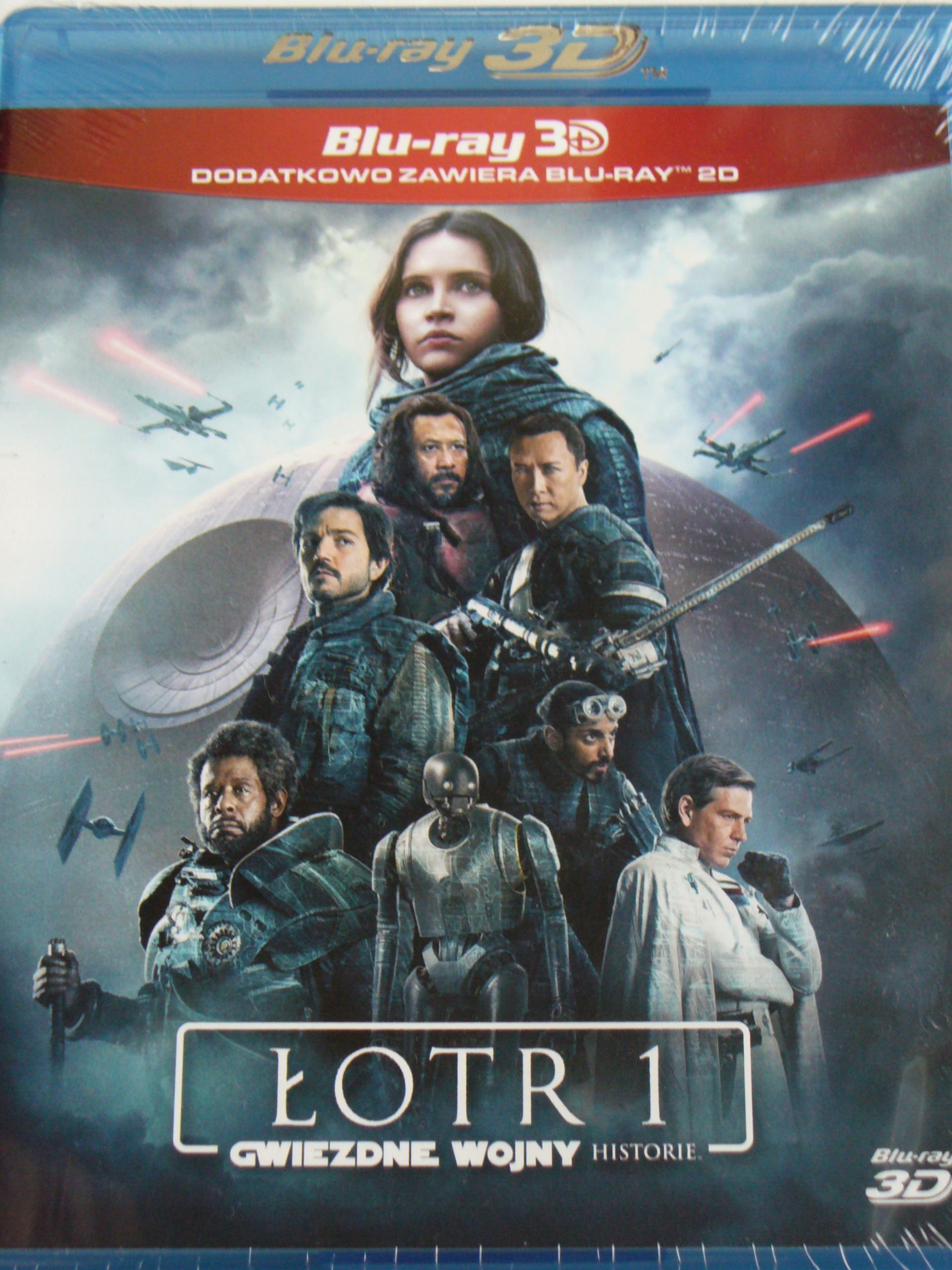 Item HOBO-1 3D Star wars STAR WARS 3xblu-ray VAT