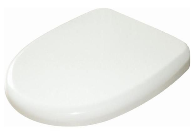 Wc sedadlo wolnoopadająca RETRO CU duroplast