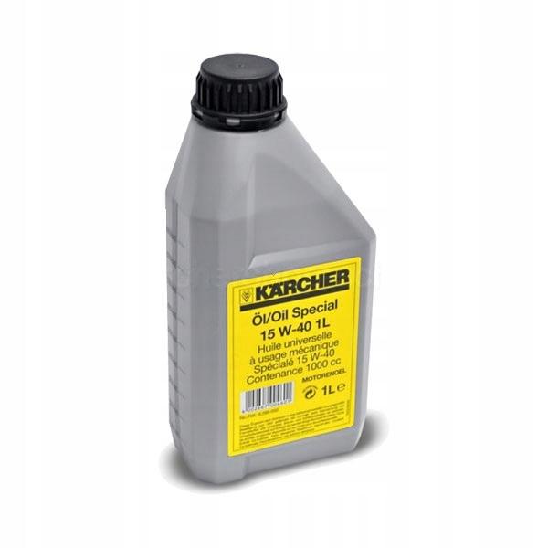 15W-40 1L olej pre podložky Karcher K HD HDS flow. 230V