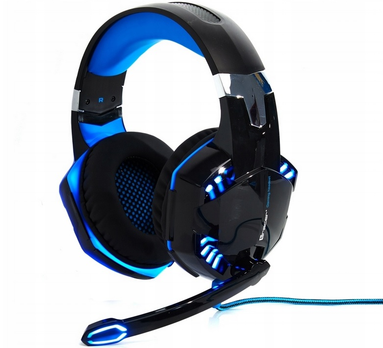 Item GAMING HEADSET WITH MICROPHONE FOR GAMERS 7.1