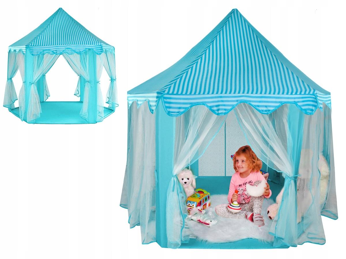 Палатка для детей. Дворец. Сад. Дом. Замок.