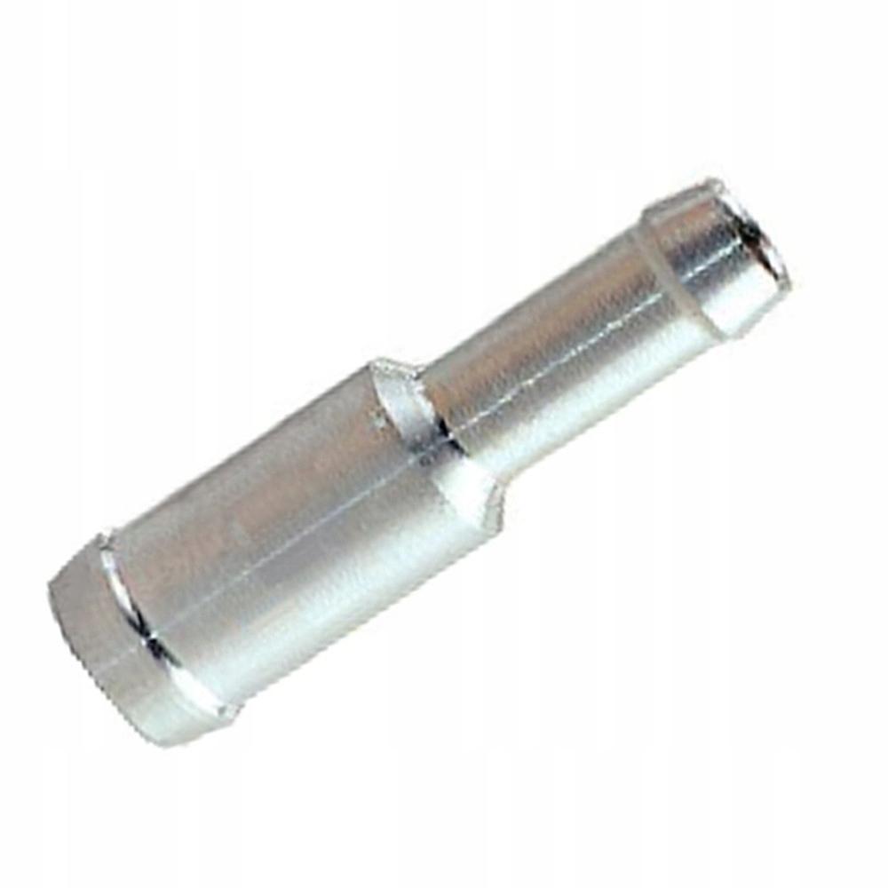 Соединитель алюминиевый к змей уменьшение 8 мм  6 мм