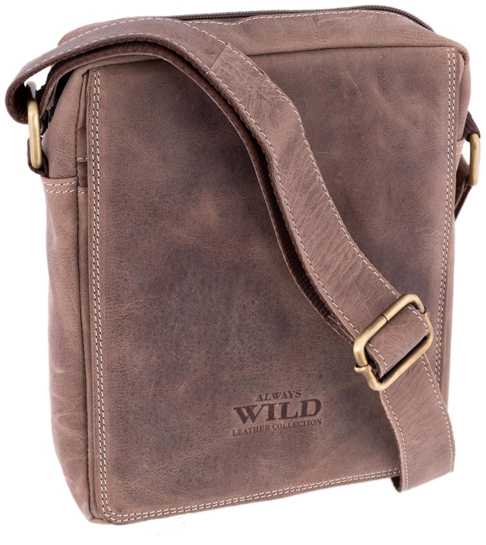 piękna torba sztabówka bawola skóra buffalo A5