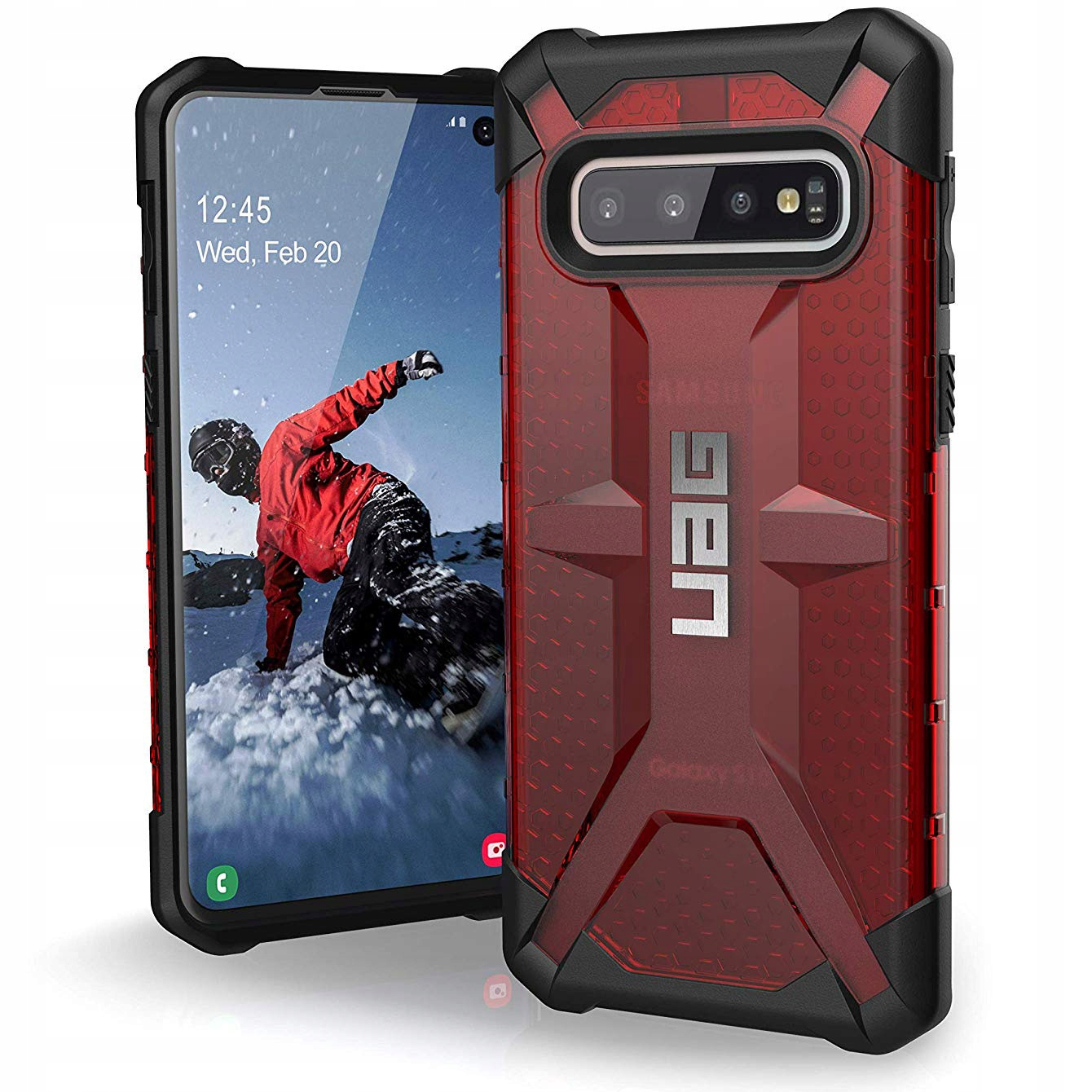 Etui pancerne Urban Armor Gear do Galaxy S10 Uag P