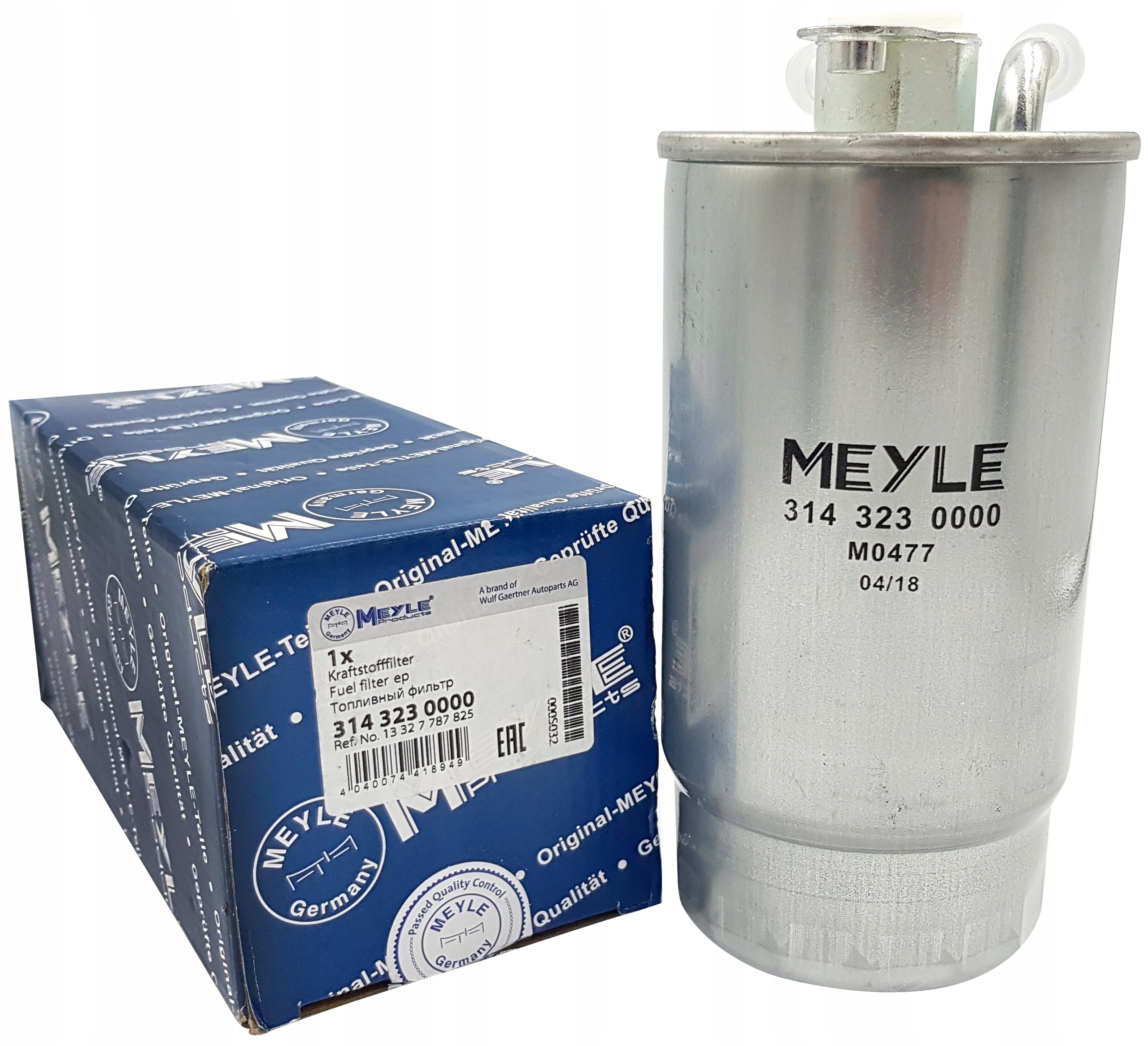 bmw e46 e39 x5 320d 322d 330d фильтр топлива meyle