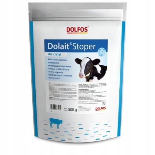 ДОЛЬФОС Dolait диарея теленок телята корова 500 Г