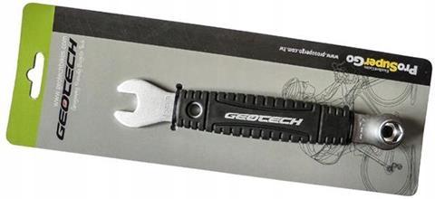 Ключ для педалей GHT-025 15 мм + 14/15 мм 092089