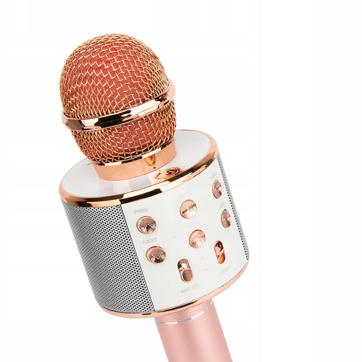Mikrofon Karaoke Bezprzewodowy Roneberg 7892871776 Sklep Internetowy Agd Rtv Telefony Laptopy Allegro Pl