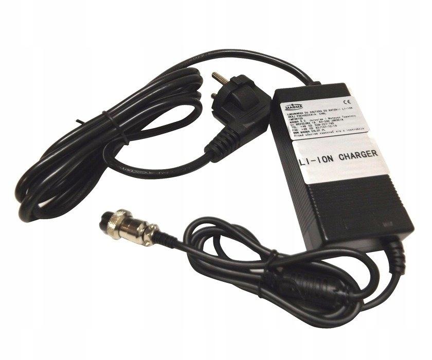 Elektrická nabíjačka 24V 2A Li-ion pre skúter