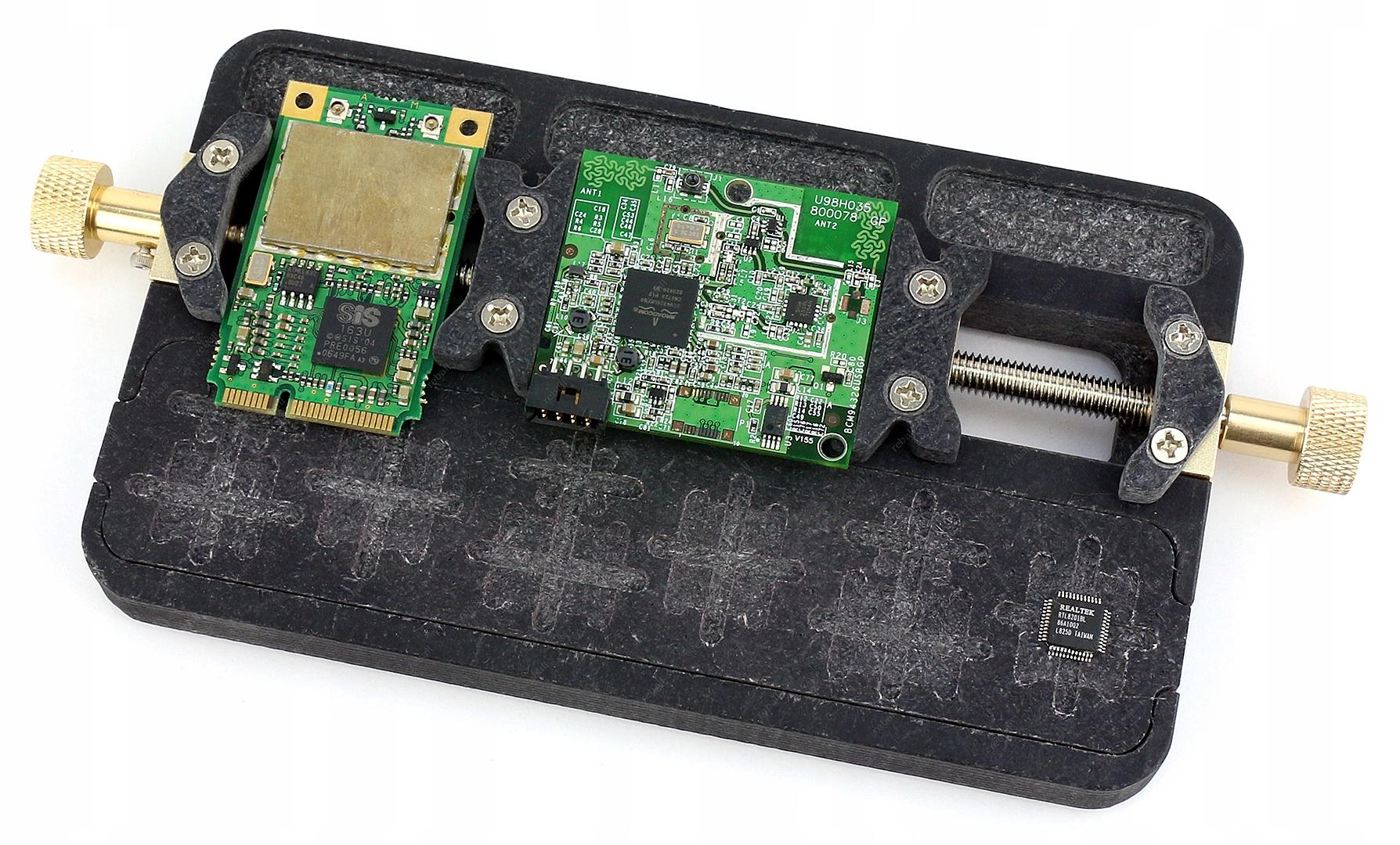 SERVISNÝ DRŽIAK NA DPS BGA A9 A10 IPHONE