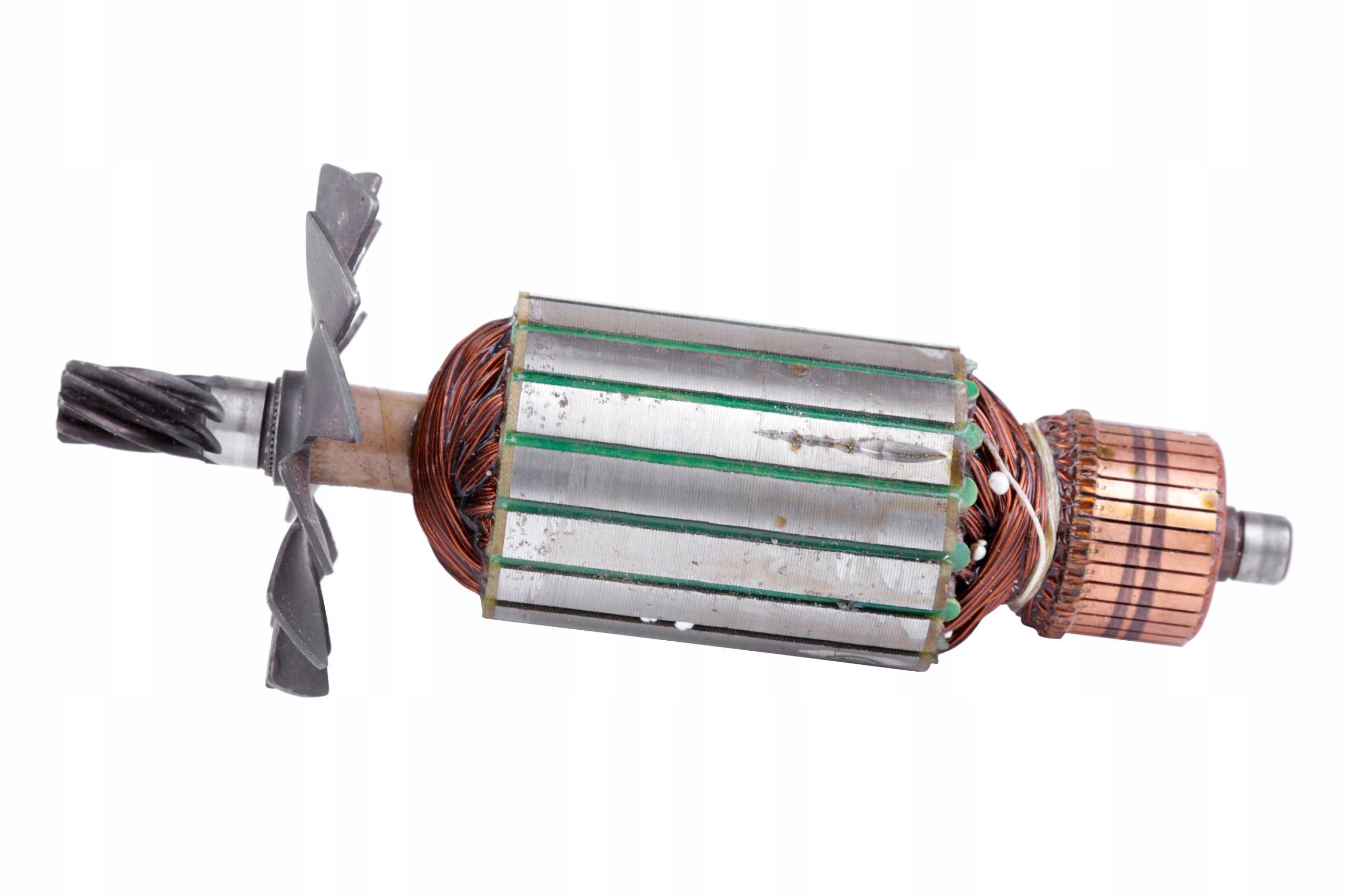 Rotor ukośnicy pre kovové EC553 Bestcraft a iné