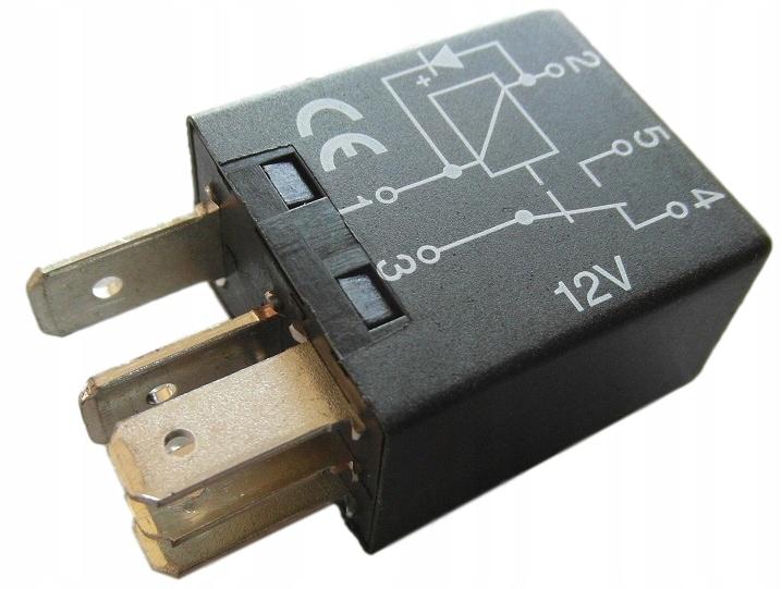 mikroprzekaźnik универсальный 12v 1525a автомобильный