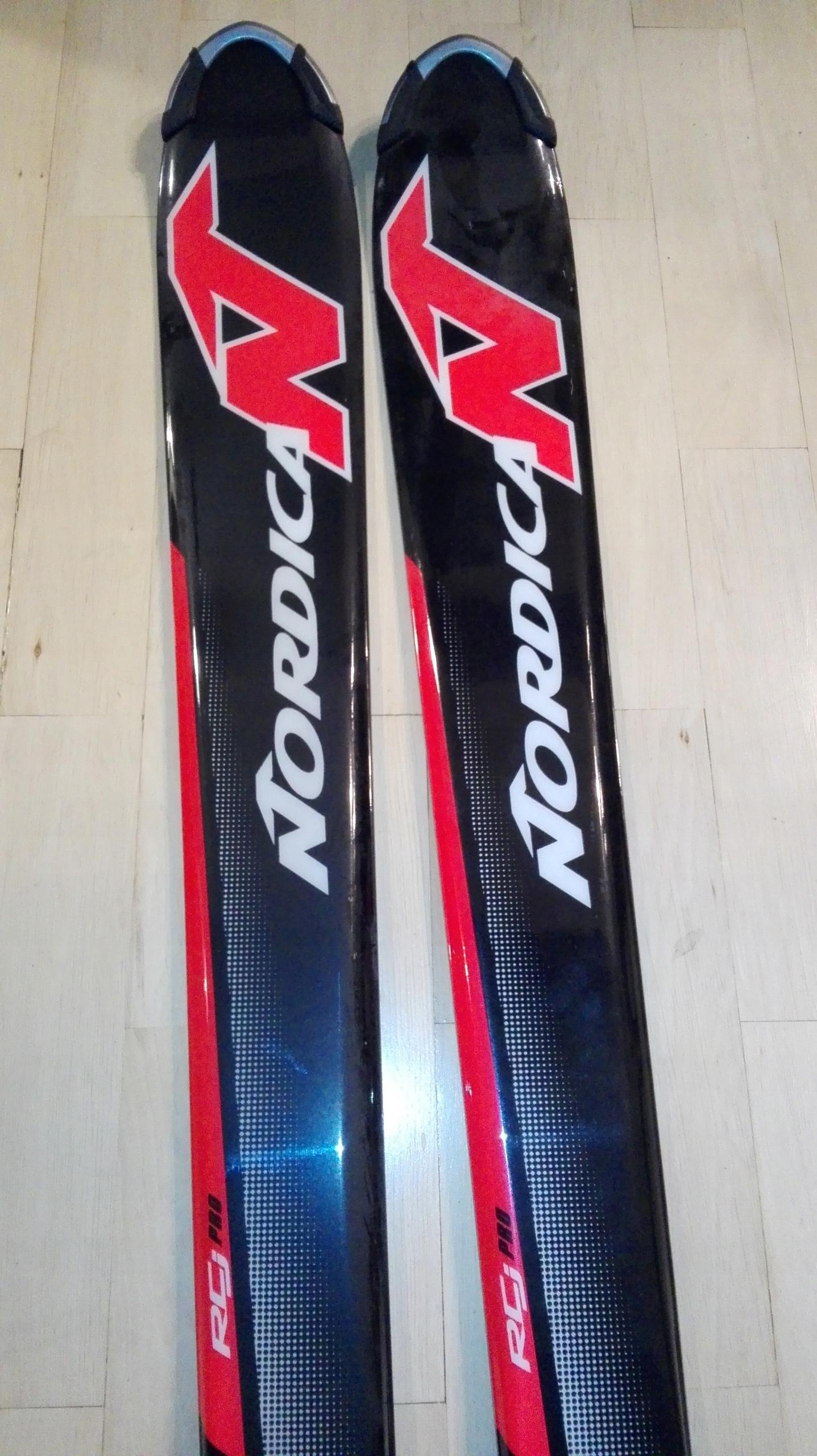 Купить Лыжи NORDICA DOBERMANN новые  связывания TYROLIA SL на Eurozakup - цены и фото - доставка из Польши и стран Европы в Украину.