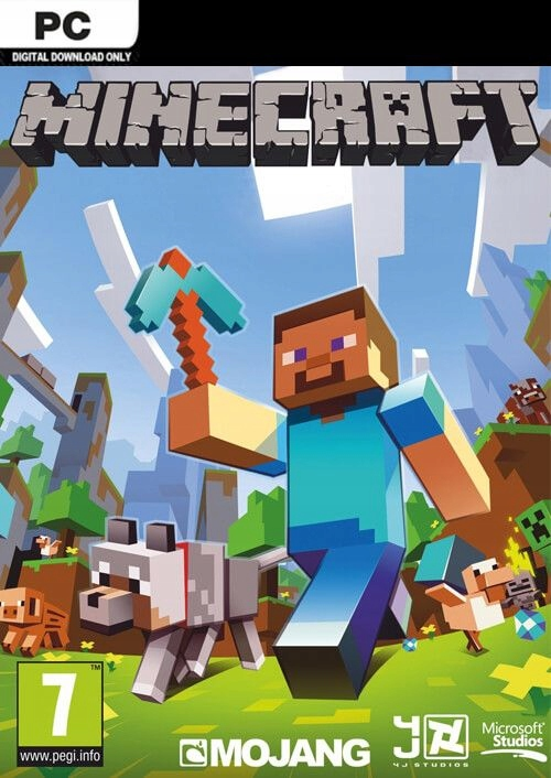 Купить Minecraft Key Цифровая версия Java (Mojang) PL на Otpravka - цены и фото - доставка из Польши и стран Европы в Украину.