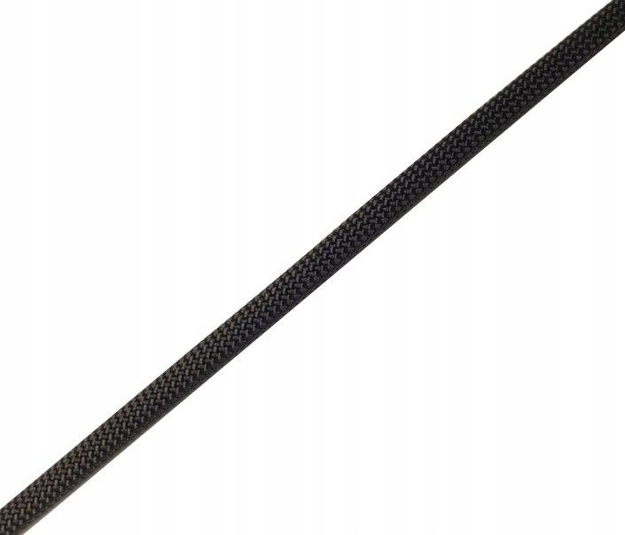 Веревка Tendon 4WORK 10,5 мм, статический ЧЕРНЫЙ, Чёрный