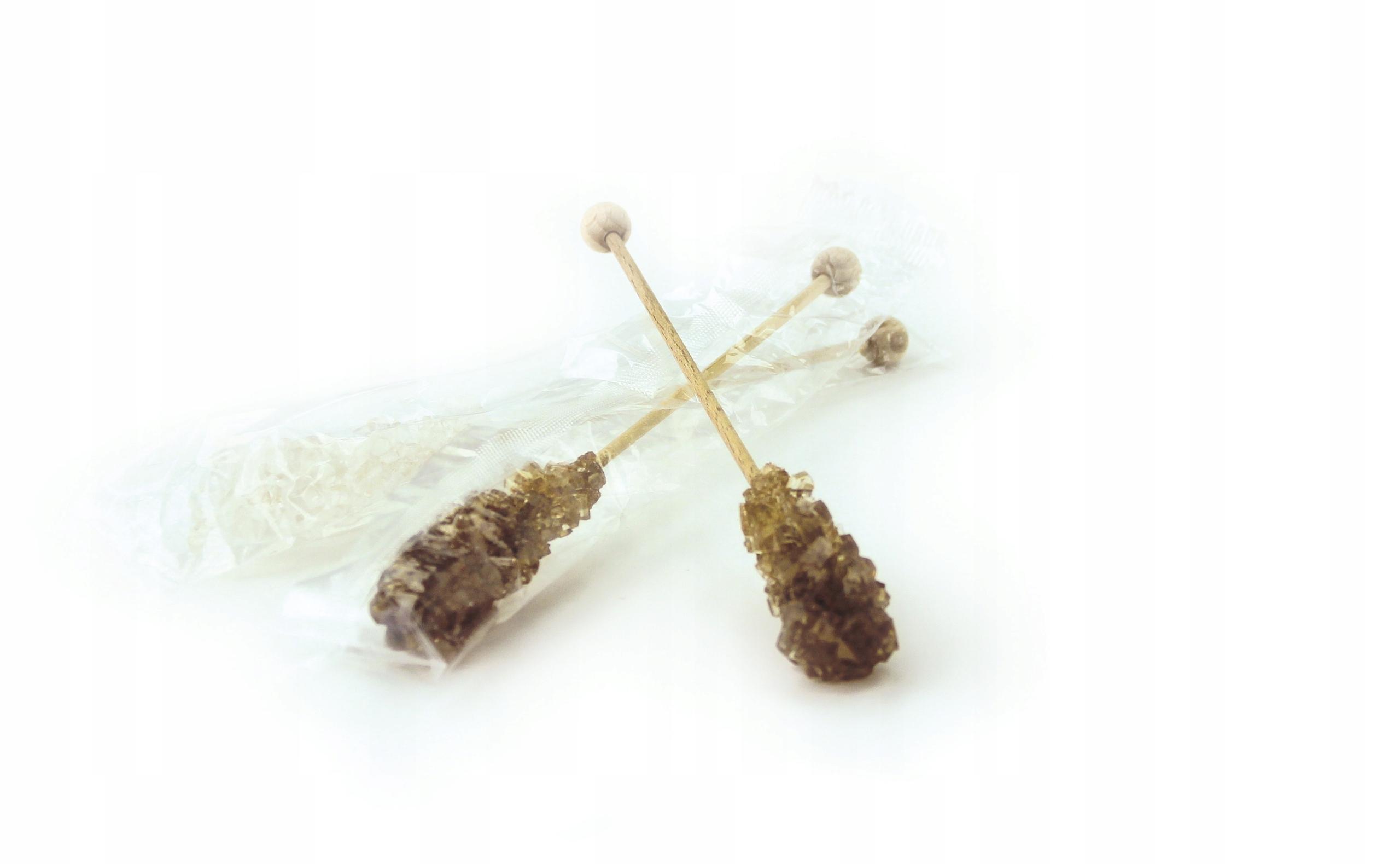 Купить Коричневый сахар на палочке 13gram длина 16 см на Otpravka - цены и фото - доставка из Польши и стран Европы в Украину.
