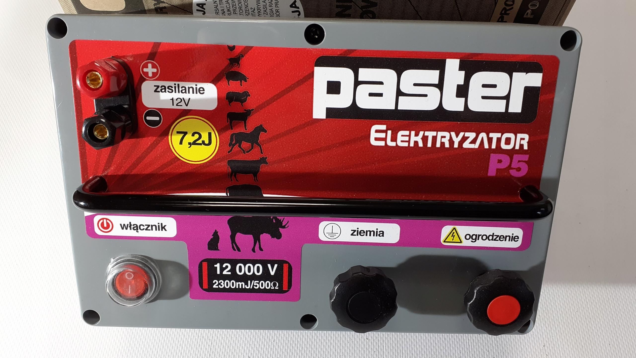 пастух электрический Польский 7,2 j