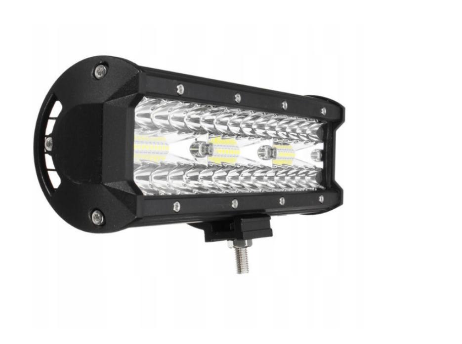 панель led лампа рабочая галоген 180w 12-24v cree