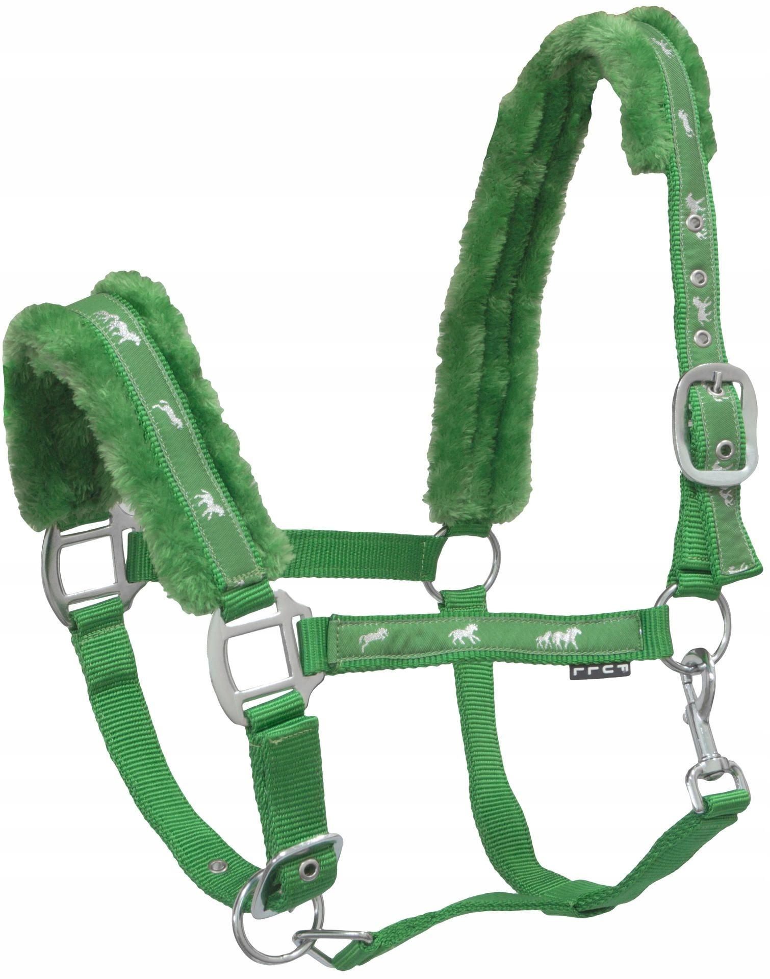 Кантар Софти z sztucznym futerkiem dla koni Full