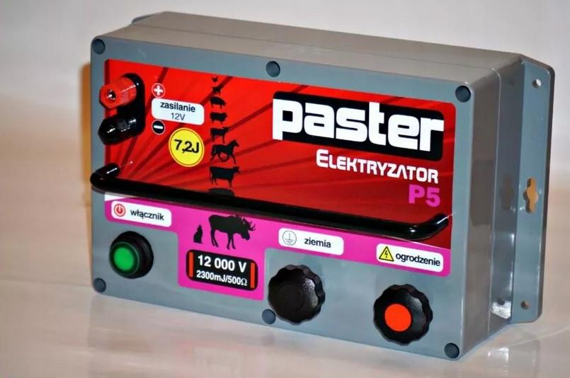 Elektryzator, pastier PASTEUR P5