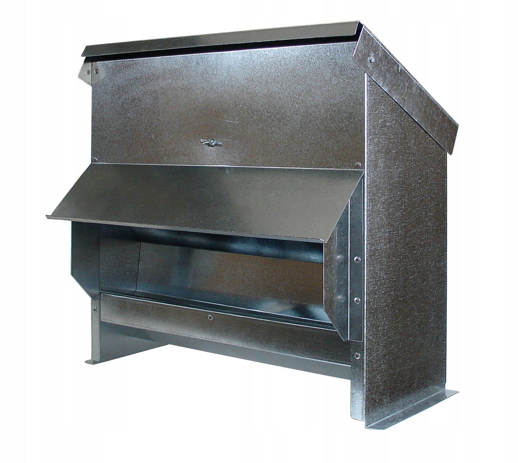 Лоток загрузочная дверца автоматическое 22 кг лоток для корма