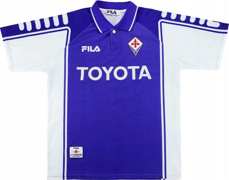 T-shirt FILA ACF FIORENTINA 1999/2000 ROČNÍKA.XXL