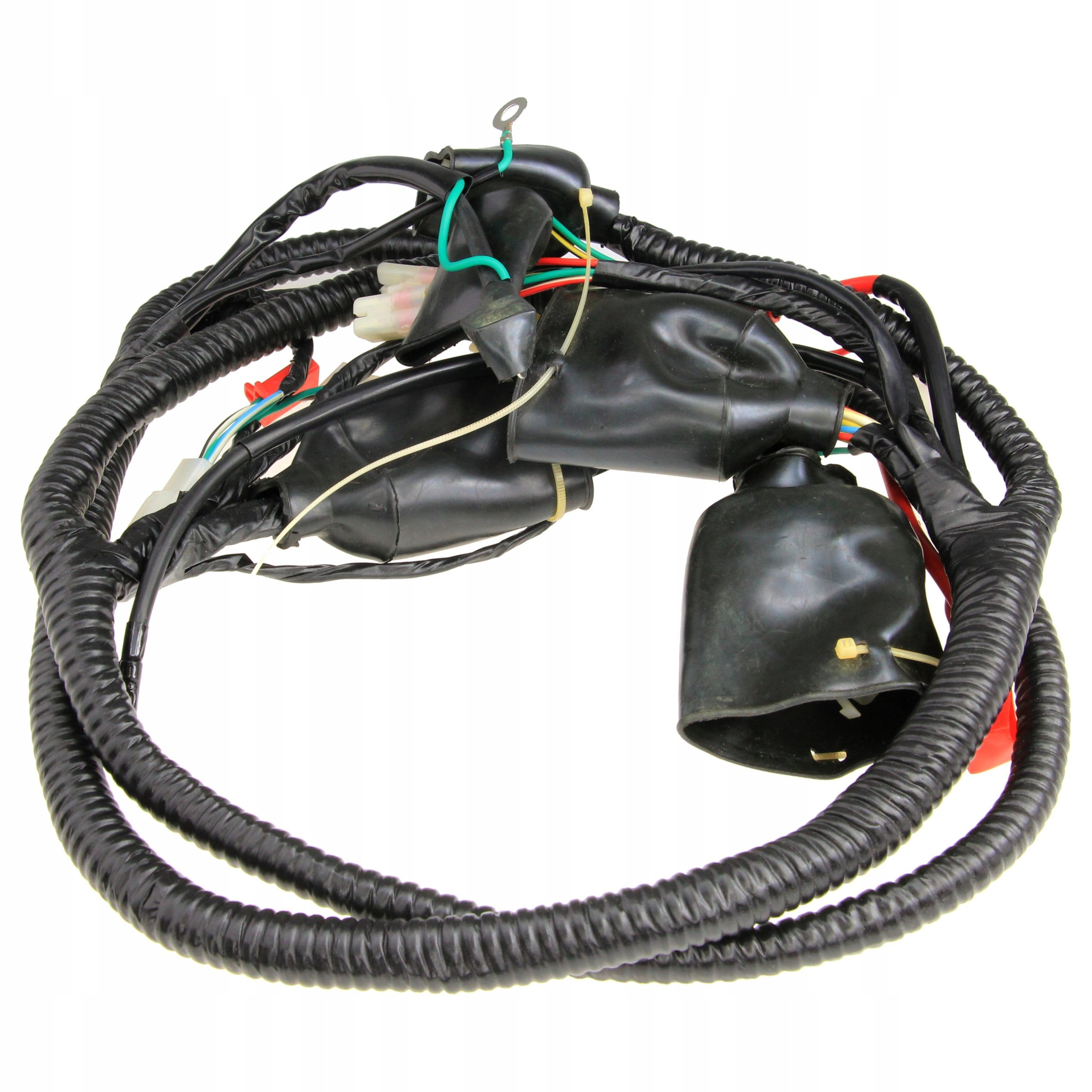 Picture of WIRING ELECTRIC WIRING CABLES ZIPP PARCO 4T