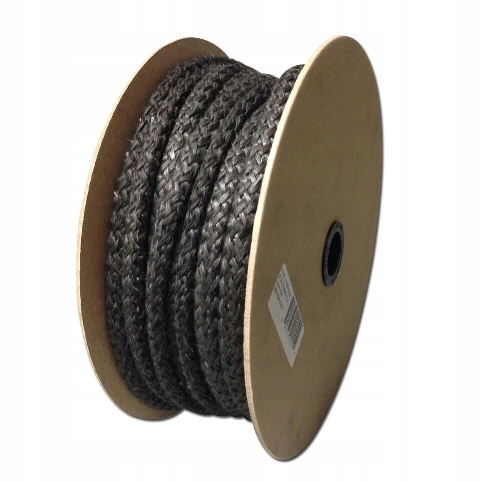 Веревка для камина жаростойкой прокладки 8mm 1m