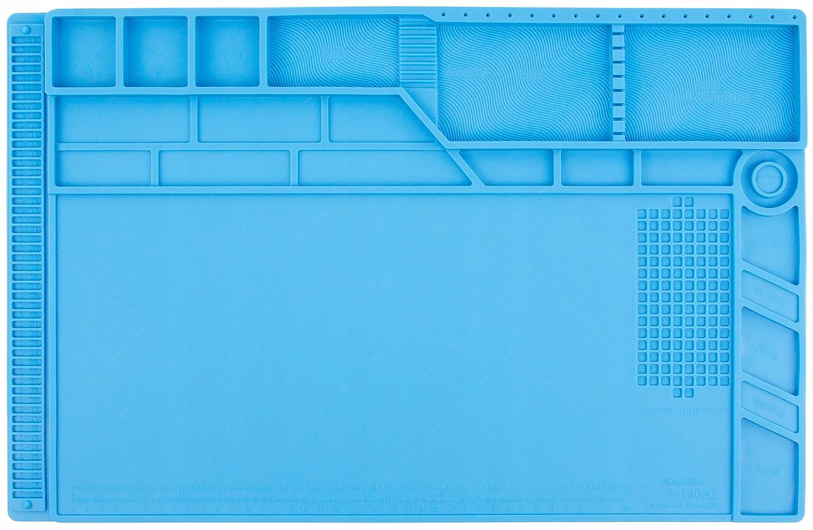 IZOLAČNÝ ROHOŽ SILIKÓN 550x350mm HOTAIR S180A1