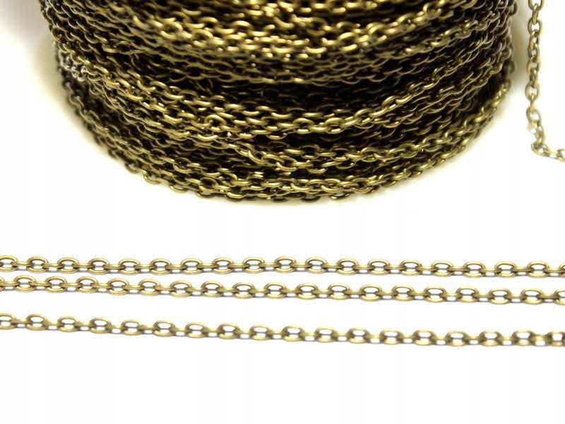 Купить Цепочку, 71 декоративная 100 см старое золото на Otpravka - цены и фото - доставка из Польши и стран Европы в Украину.