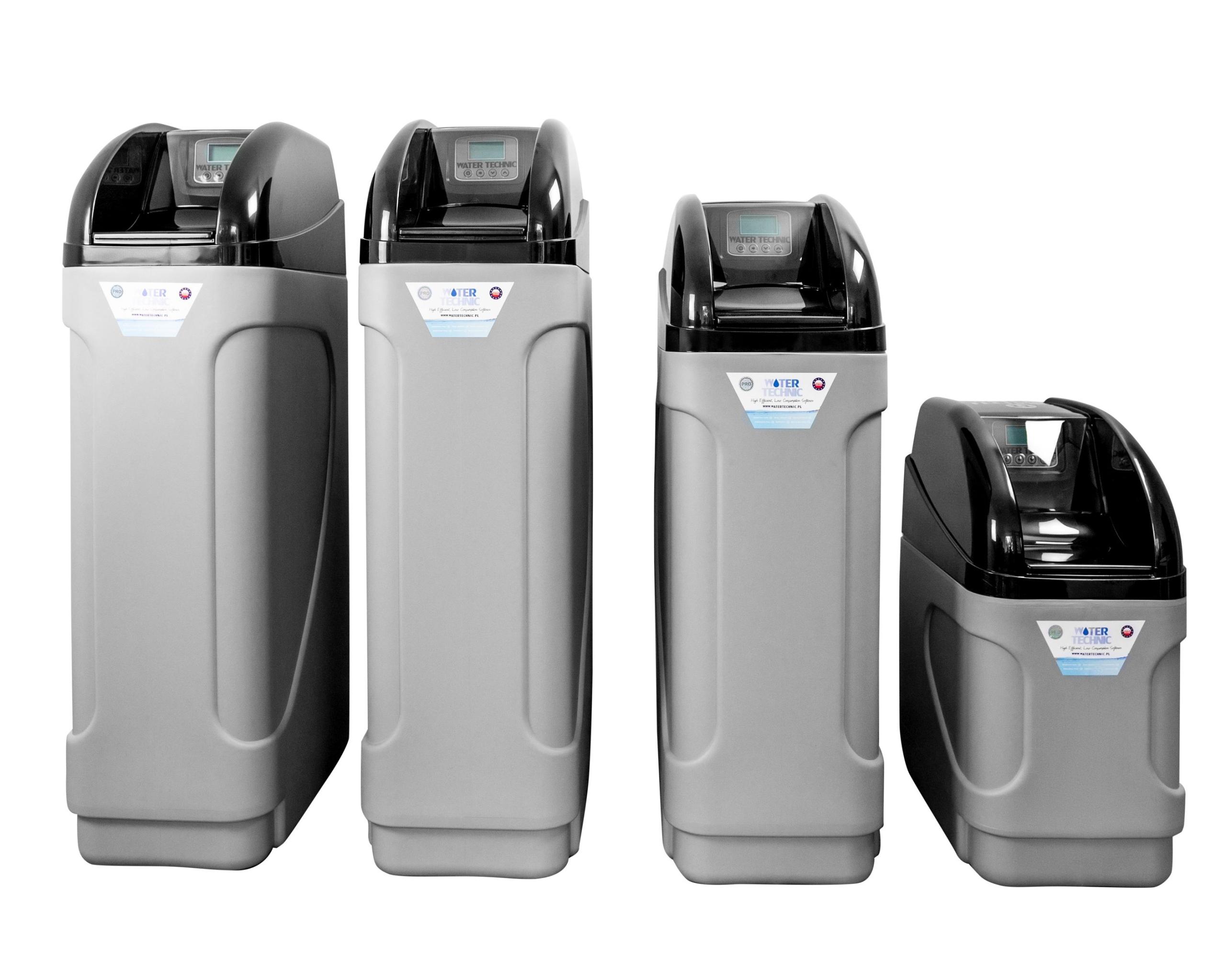 ZMIĘKCZACZ WODY WATER TECHNIC 32 SMART PACK UPFLOW Rodzaj zmiękczacz