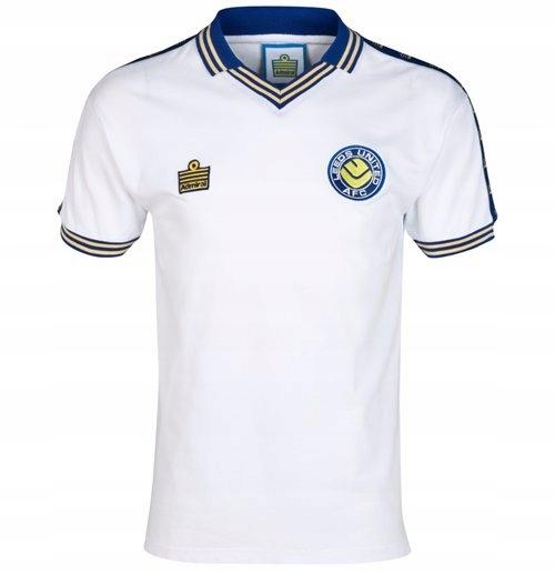 T-shirt LEEDS UNITED 1978 ADMIRÁL RETRO roka. XXL