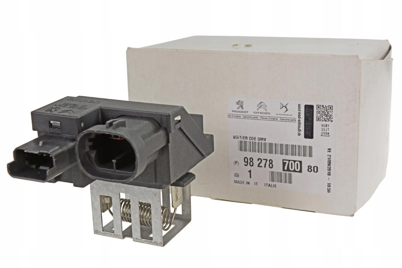 резистор резистор вентилятора c2 c3 ds3 c5 iii oe
