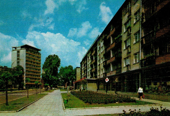 Pohľadnica Rzeszów P. Krossowski