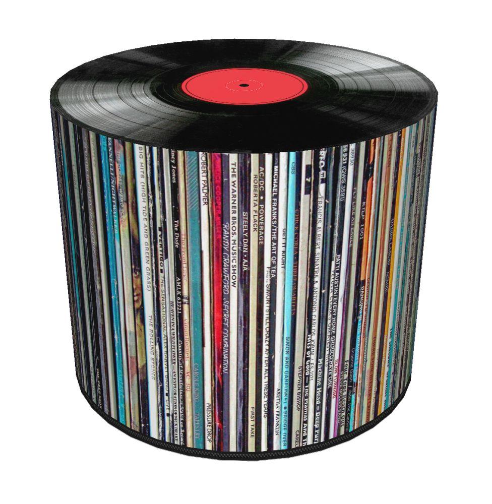 PUFA BERTONI PUFI ROLLER, Vinyl vzor