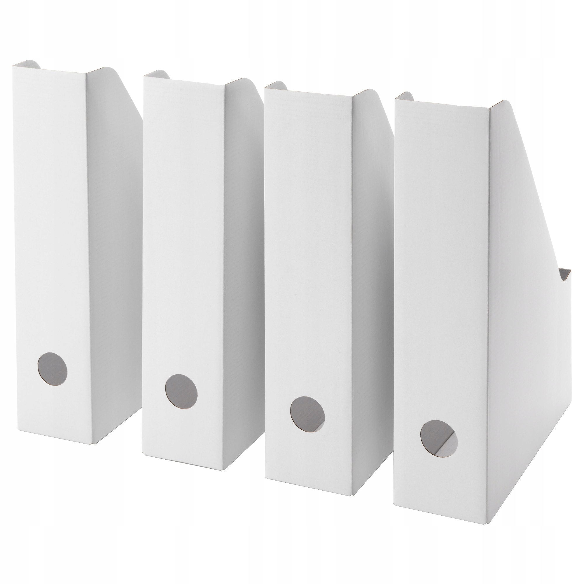 Item IKEA FLUNS BOX FOR DOCUMENT organizer 4pcs