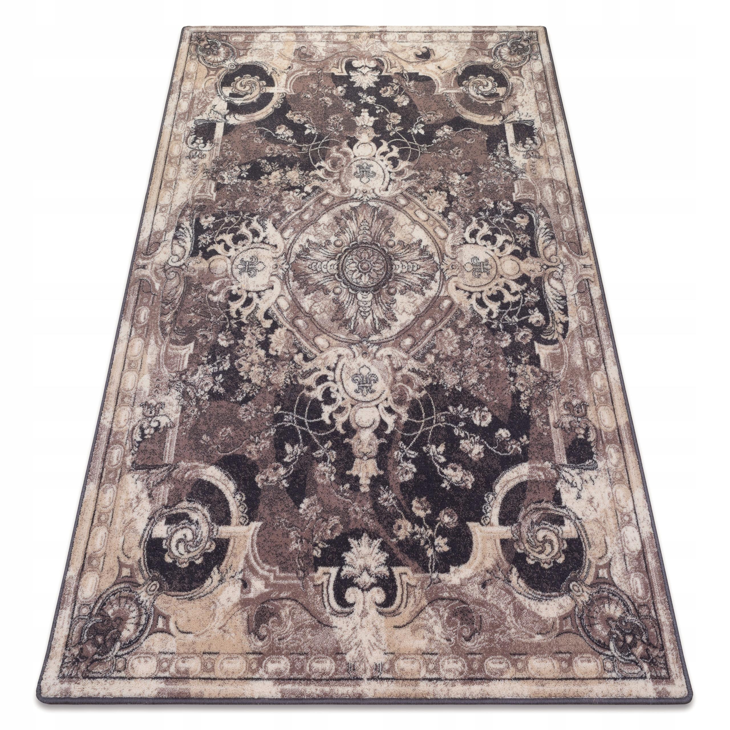 Dywany łuszczów Kerman 160x240 Rozeta Ke014