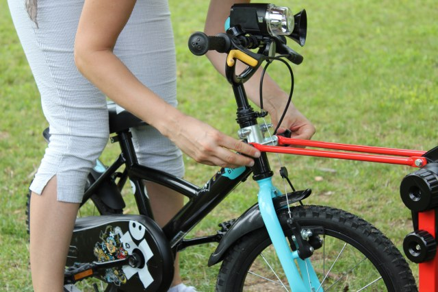 Hol holownik rowerowy roweru dziecka Trail Angel EAN 8015058030017