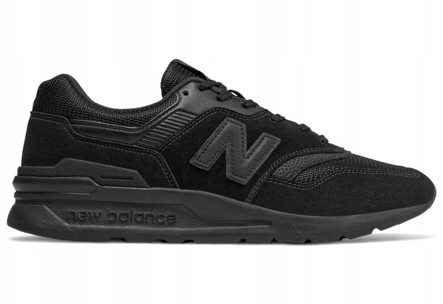 New Balance CM997HCI All Black BUTY MĘSKIE r. 45