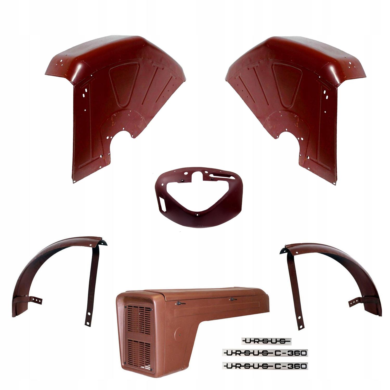 Maska Blotniki Blachy Komplet Kpl Ursus C360 Bialystok Allegro Pl
