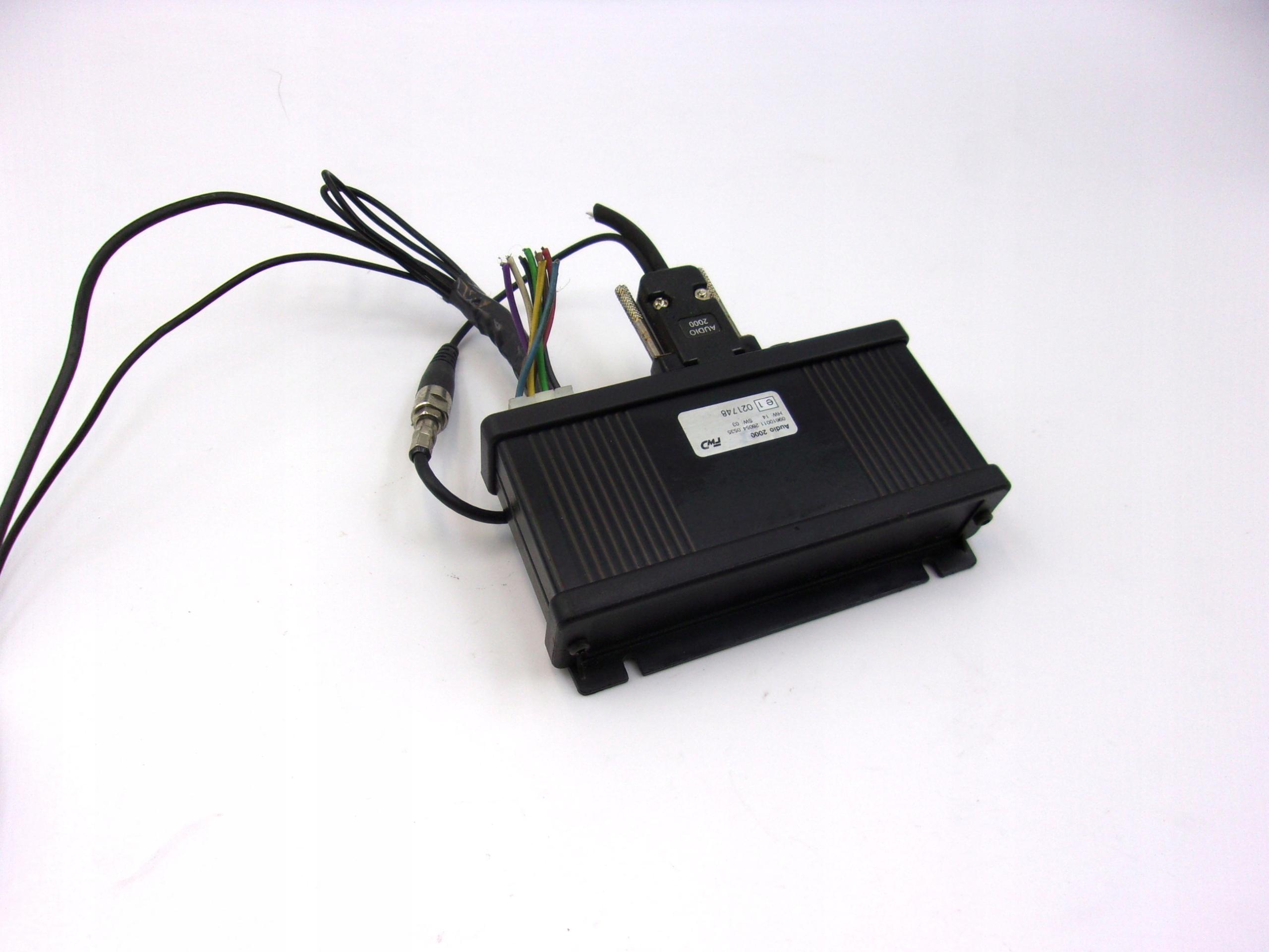 усилитель модуль громкой связи peugeot 09610011