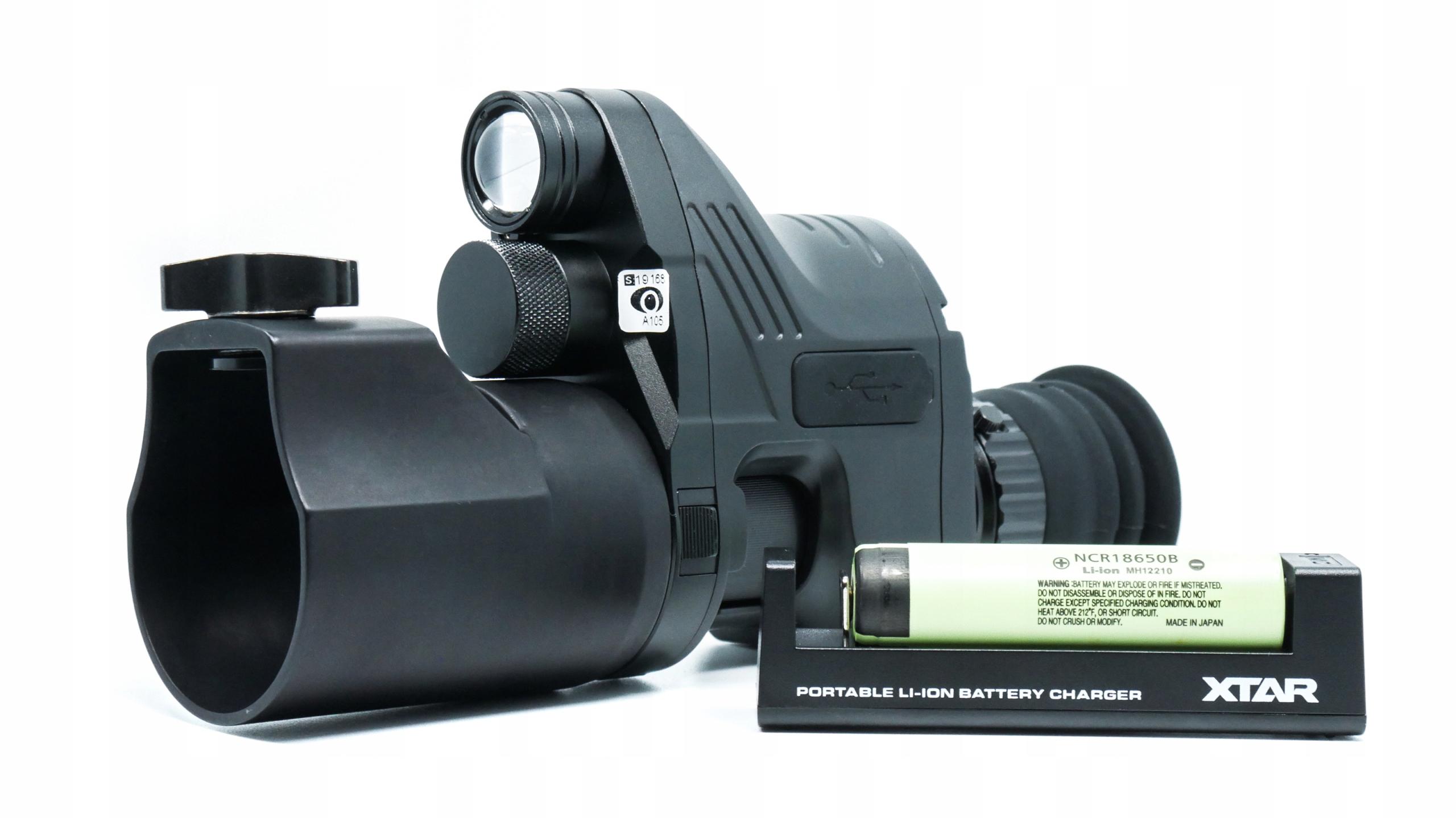 Купить Насадка Noktowizyjna PARD NV007 v5 + монтаж Z6i v1 на Otpravka - цены и фото - доставка из Польши и стран Европы в Украину.
