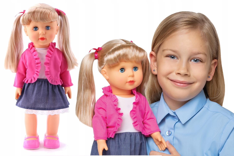 Natalia bábika Walkerová spieva po poľsky